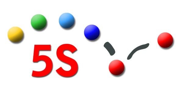 5S Workplace Organization