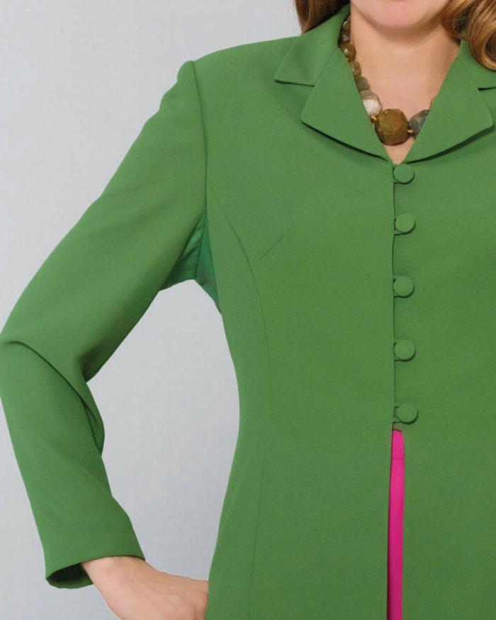 Underarm Gusset : underarm, gusset, Gusset, Sew-In, Sleeve, Threads