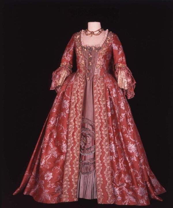 Dangerous Liaisons Costume From