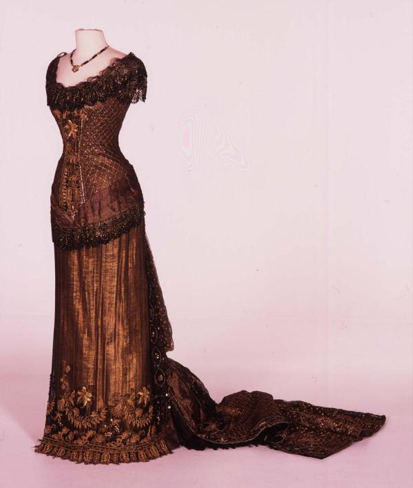 Nicole Kidman Portrait of a Lady Costume
