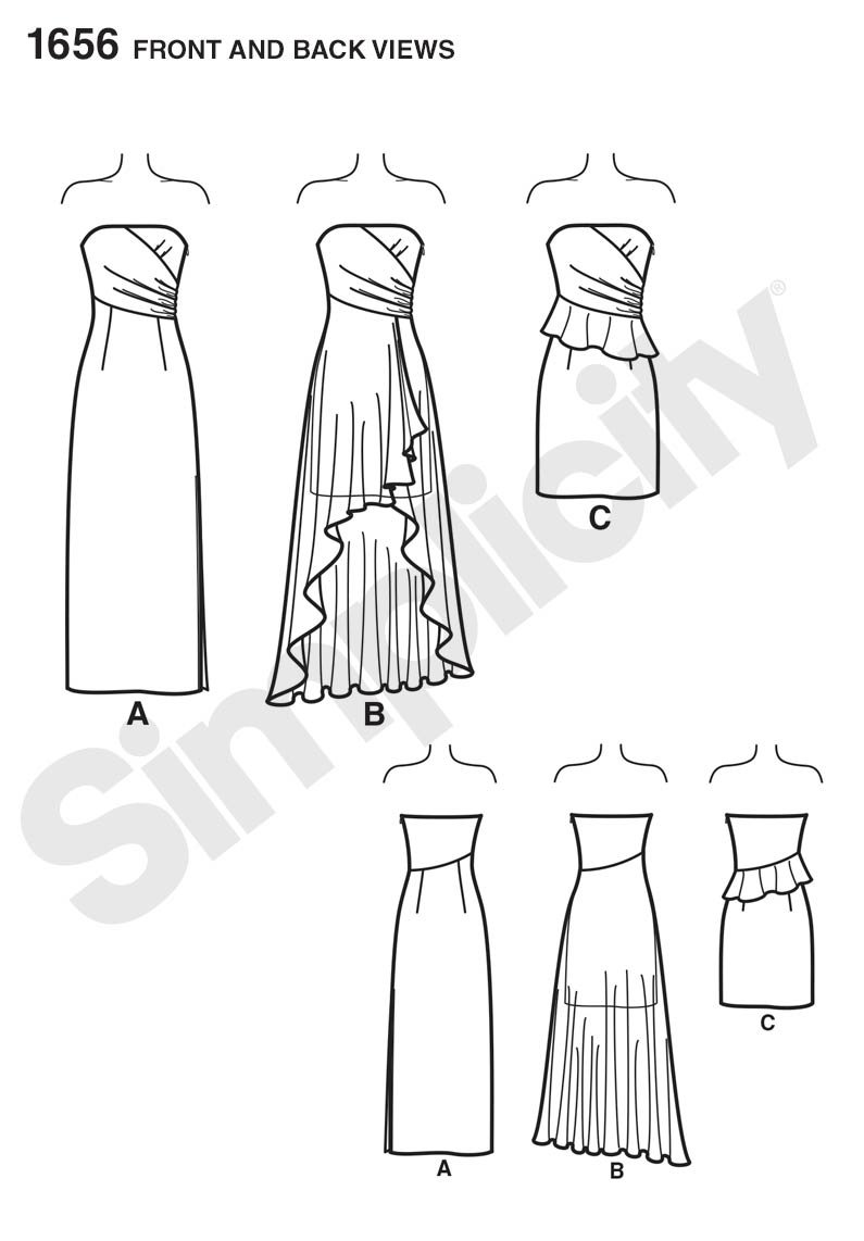 Simplicity Patterns: Early Spring 2014 Review & Givewaway