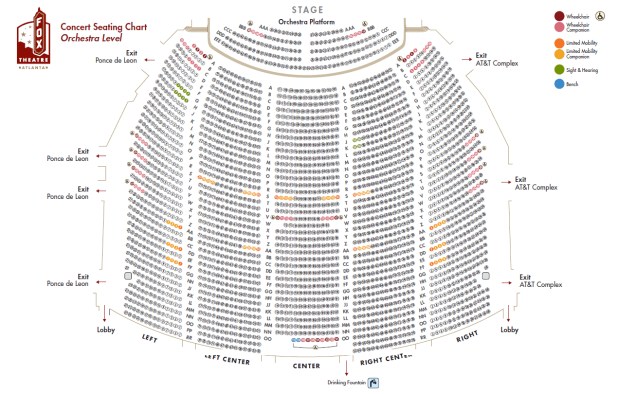 how to design a theatre seating pdf