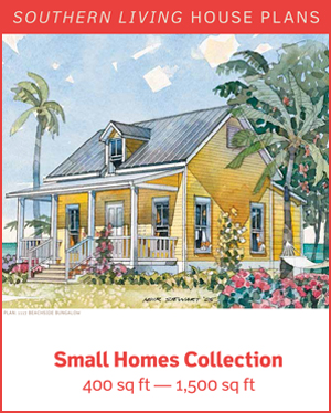 Southern living house plans advanced search