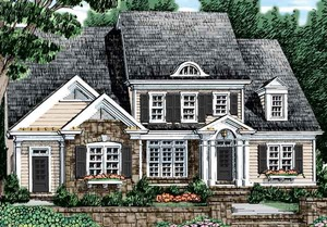 New England House Plans Sunset House Plans