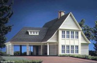 Southern Living House Plans | Chalet House Plans