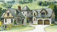 English Tudor House Plans | Southern Living House Plans