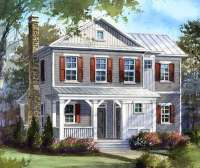 Greek Revival House Plans | Southern Living House Plans