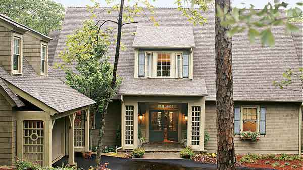 Chestnut Hill John Tee Architect Southern Living House Plans