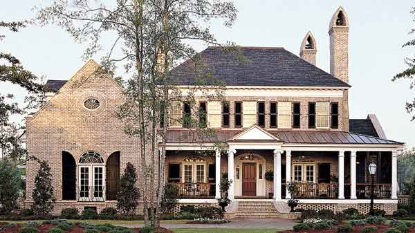 Southern Living Idea Houses House Plans Southern Living House Plans