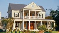 Southern Living Greek Revival House Plans