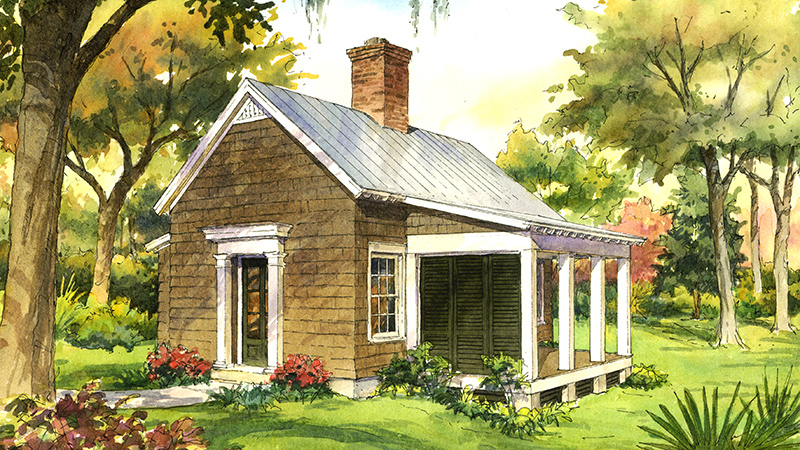 garden cottage - southern living