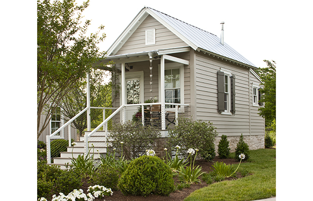 Idea House At Fontanel Bunkie Southern Living House Plans