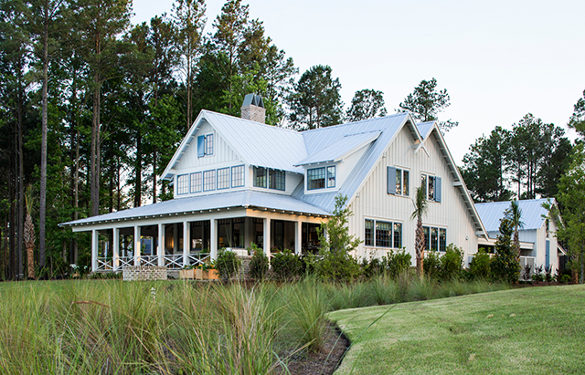 May River House Southern Living House Plans