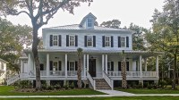 Southern Wrap Around Porch House Plans