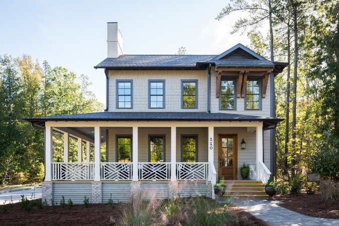 Pine View Retreat Southern Living House Plans