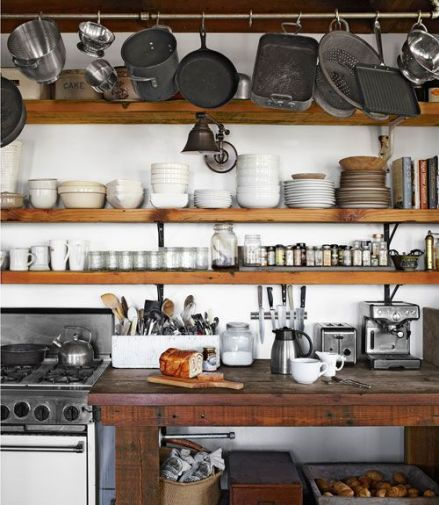 The Kentucky Gent, a Louisville, Kentucky blogger, dreams up his very own Pinterest worthy kitchen.