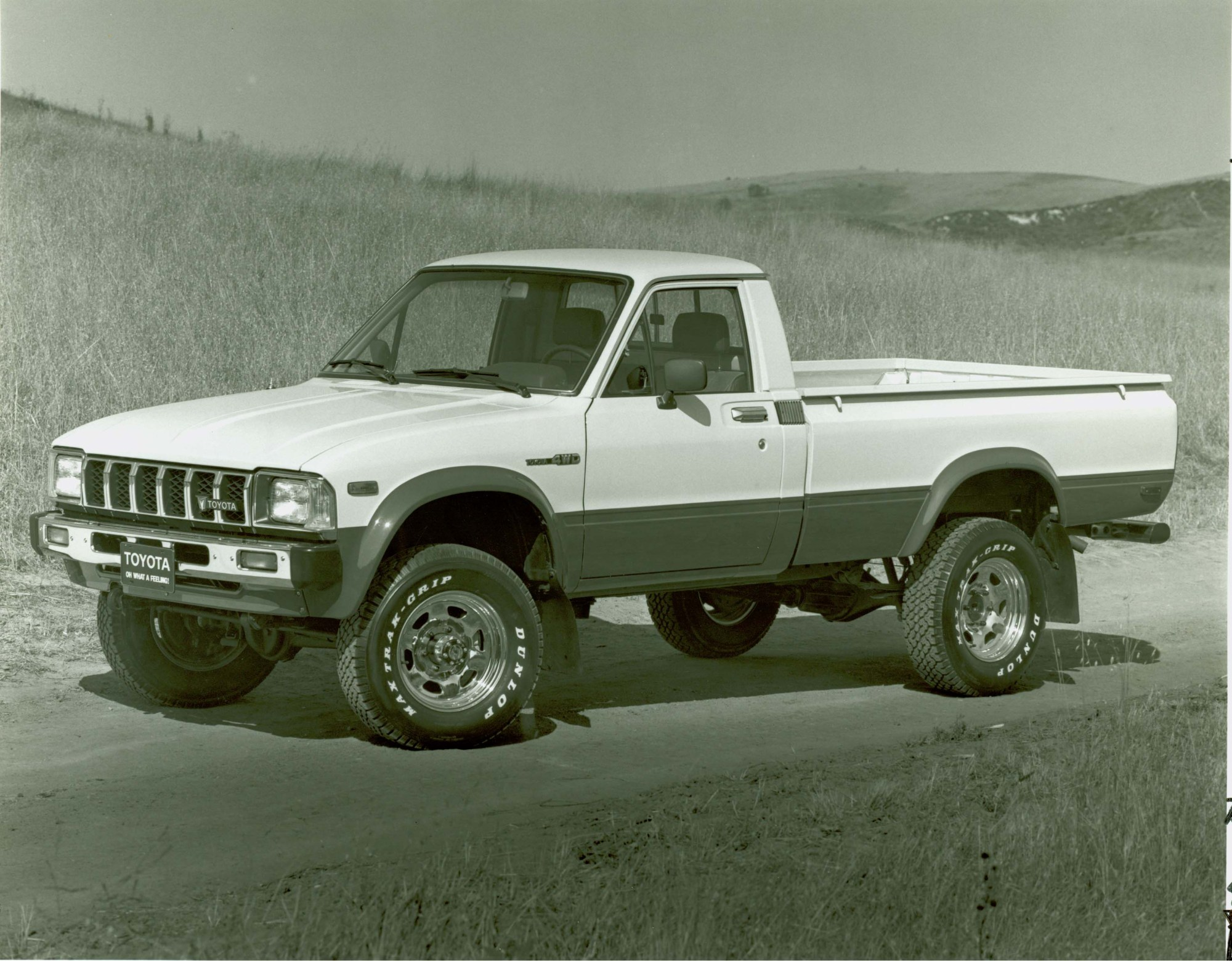 hight resolution of 1983 toyota truck 010 download high resolution