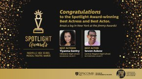 2018 Spotlight Awards winners