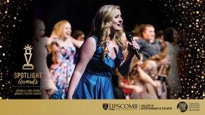TPAC & Lipscomb University celebrate high school talent in 2019 Spotlight Awards