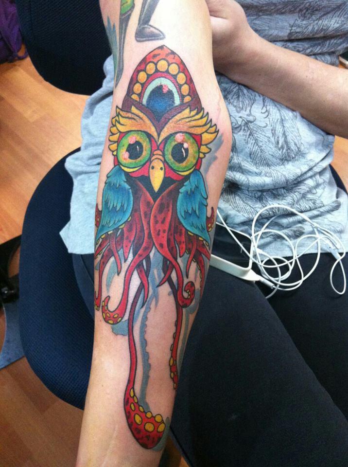 Tyler Nolan Tattoo : tyler, nolan, tattoo, Tyler, Nolan, Certified, Artist