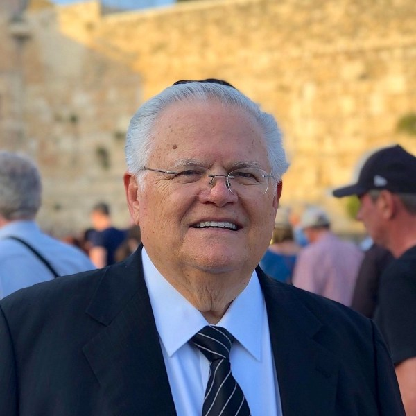 John Hagee Biography - Year of Clean Water