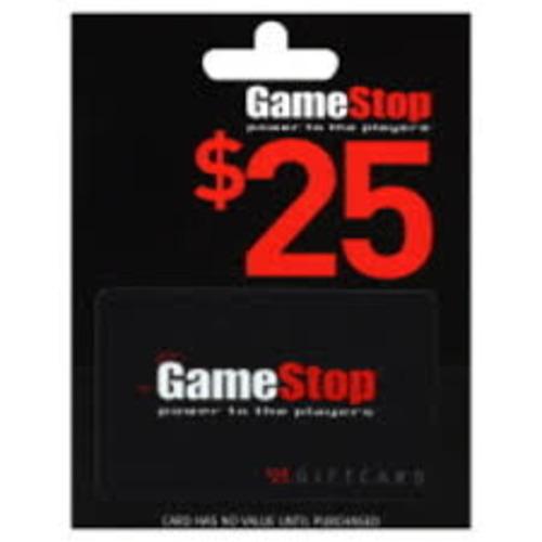 Tryspree Get A 25 Gamestop Gift Card