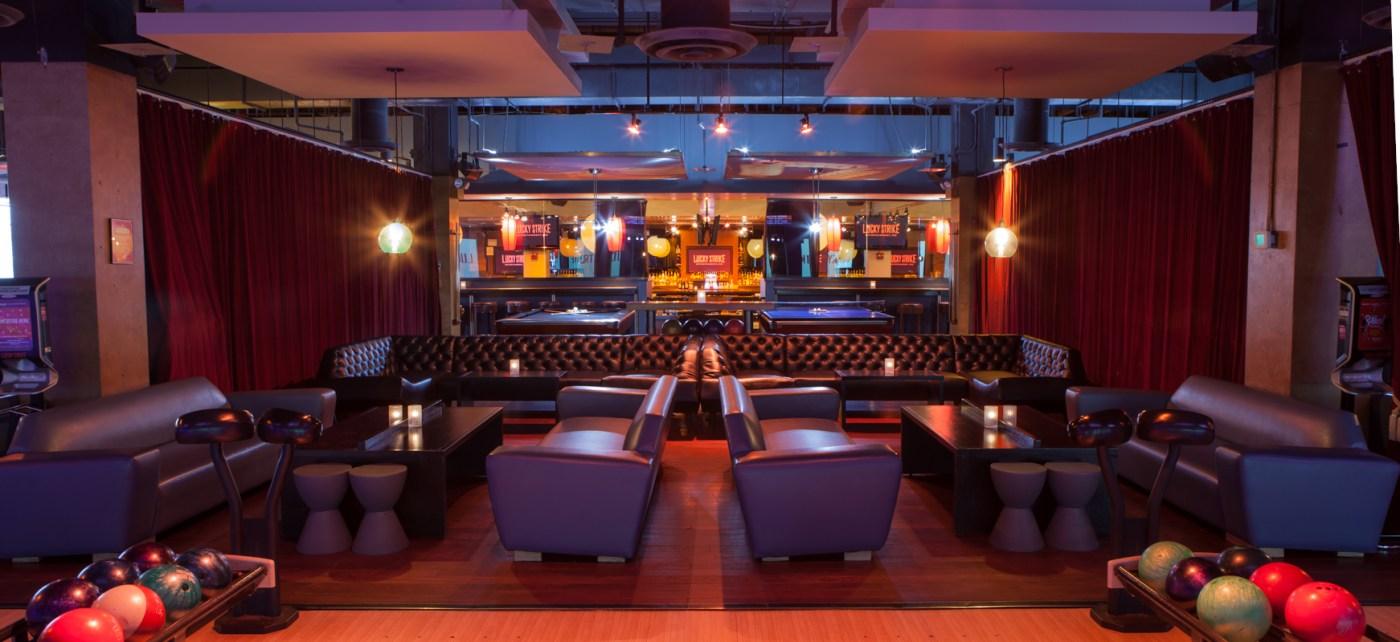 Lucky Strike Manhattan - New York private dining, rehearsal ...