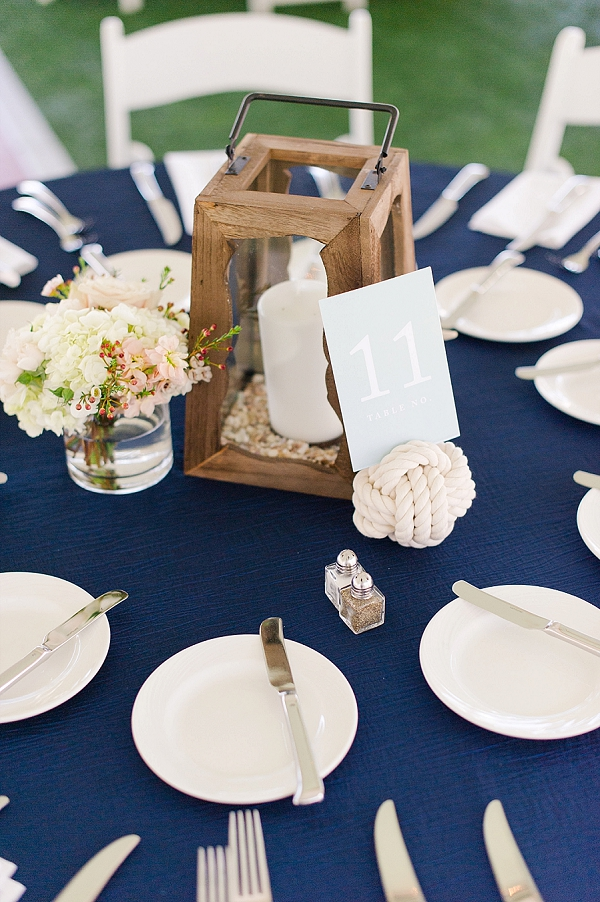 Classic Nautical Yacht Club Wedding Tidewater And Tulle