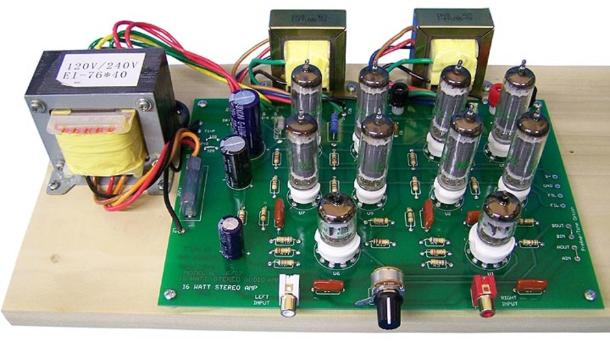 Power Amplifier Mono Bcl 20w By Ic Tda2005