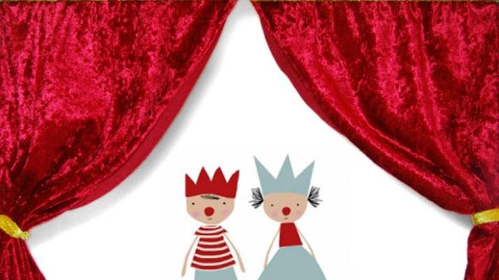 Festival de teatro infantil en el Teatro 25 de Mayo de Rocha