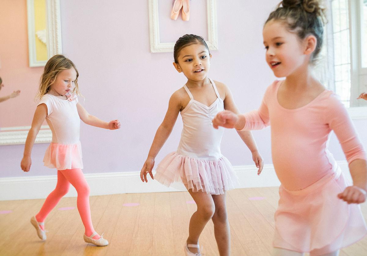 kids ballet classes toddler