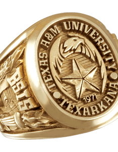 Share your ring design with friends and family also texas    university texarkana men  collegian rh balfour