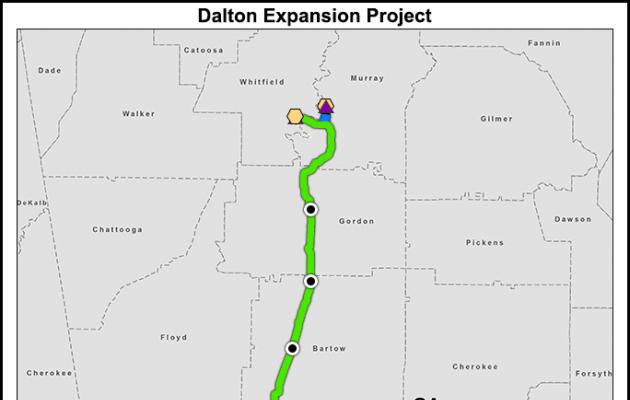 FERC Approves Williams Partners' Dalton Expansion Project