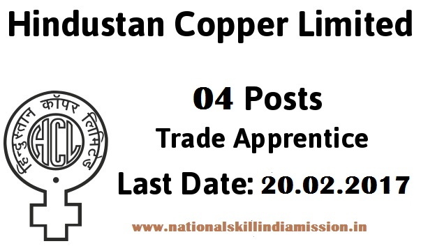10th Pass/ITI Jobs-Hindustan Copper Limited-HCL