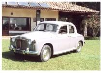 Rover 90 (P4) 1958