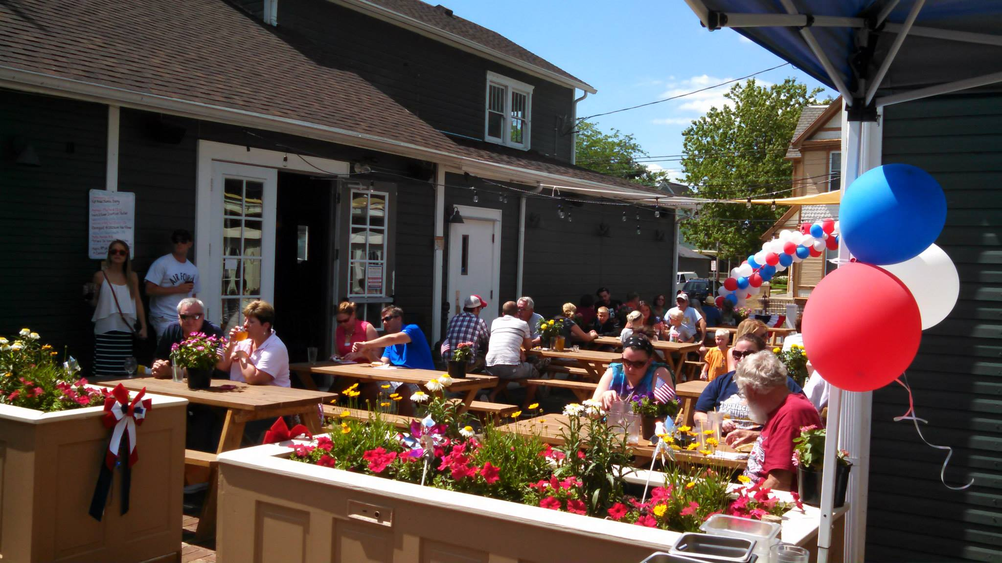 bar patios in dayton outdoor dining