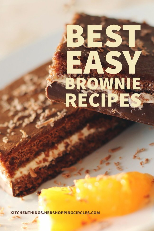 Best Easy Brownie Recipes