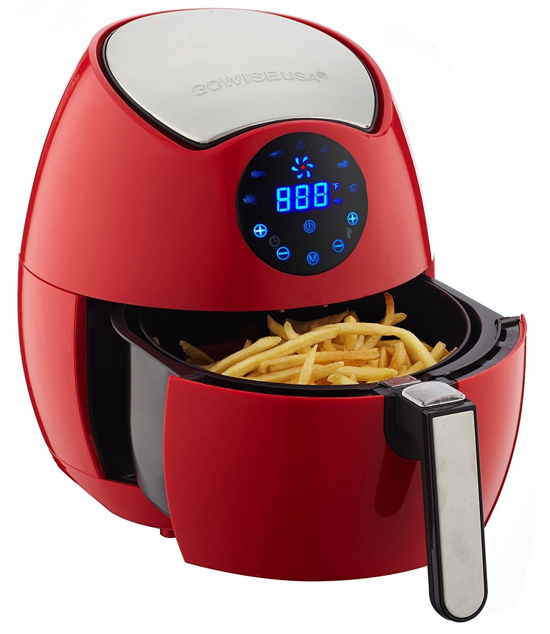 GoWISE USA Electric Digital Air Fryer