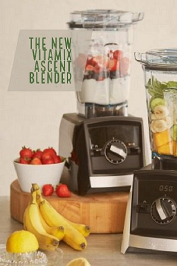 The New Vitamix A2500 Ascent Blender