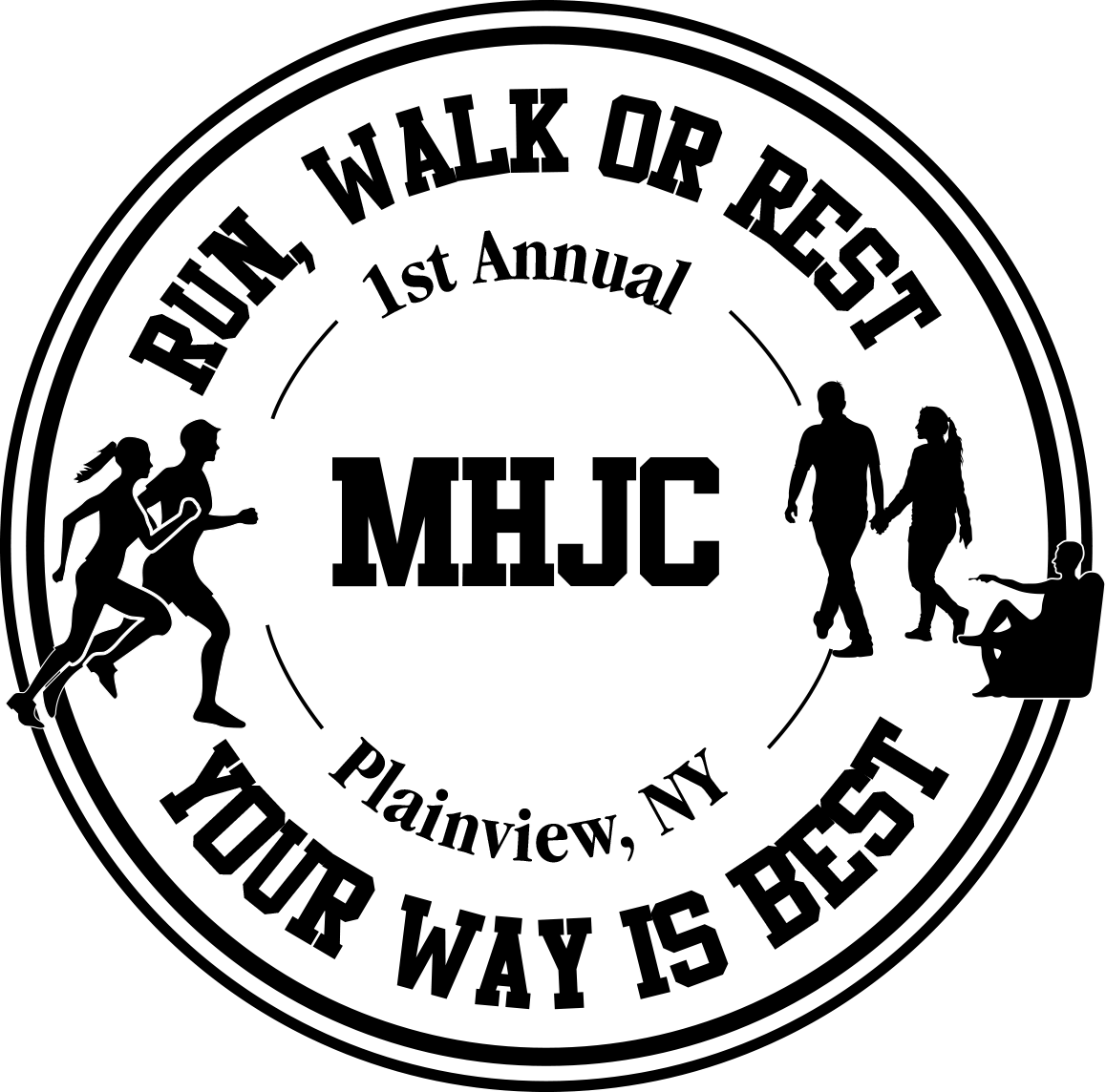 2021 Manetto Hill Jewish Center Run 5K / Walk 1K / Rest