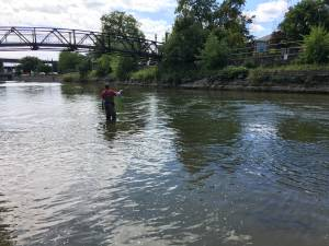 Port Hope night time fishing ban now in effect