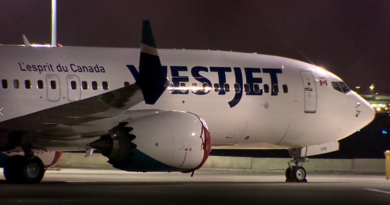 Westjet suspends some Winnipeg direct flights