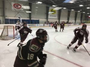 Peterborough Petes' 2019 first-round pick Mason McTavish aims to make jump to OHL