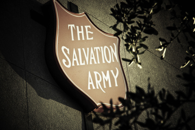 Salvation Army Founders Day