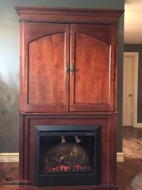 Electric Fireplace Unit - Grand falls-Windsor, Newfoundland