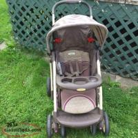 Laura Ashley Stroller