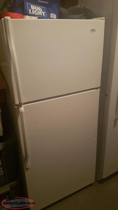 Inglis Refrigerator Model Numbers