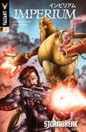 Imperium cover by CAFU