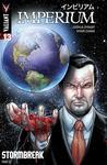Imperium cover by Juan Jose Ryp