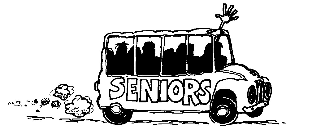 Seniors Bus Trips